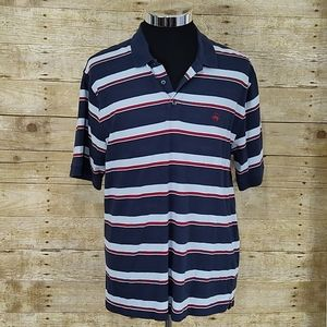Brooks Brothers 346 Striped Polo Shirt